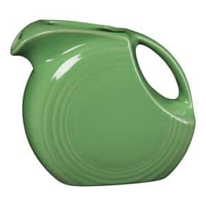 Ceramic 67.25 oz. Meadow Large Disk Pitcher