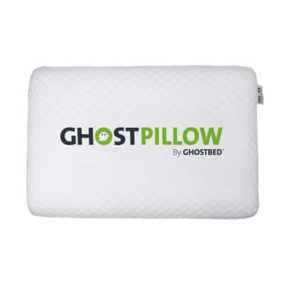 Cool To The Touch Soft Memory Foam Standard Pillow