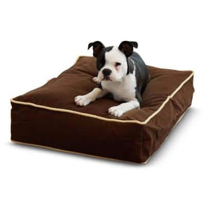 Buster Extra-Small Cocoa Dog Bed