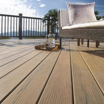PRO Legacy Collection 4-Sided Premium Capped Composite Decking Board