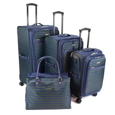 Ingram 4-Piece Spinner Luggage Set