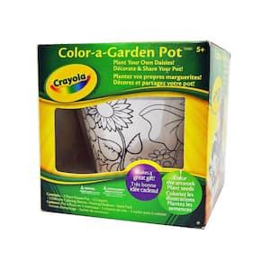 Crayola Color-a-Garden Get Kids into Gardening the Crayola Way (2-Pack)