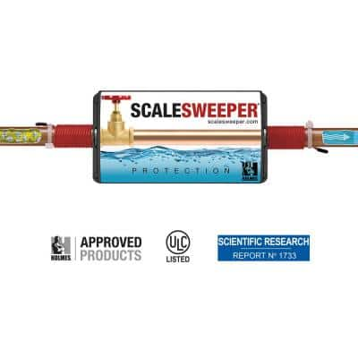 0-25 GPG Electronic Anti Scale Water Conditioner