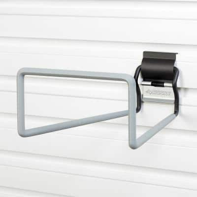 Slat Wall and Track 8 in. Wide Hook