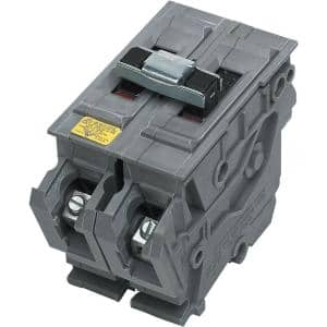 New UBIA 80 Amp 2 in. 2-Pole Type A Wadsworth Replacement Circuit Breaker