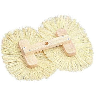 13.5 in. x 16.5 in. Double Texture Brush