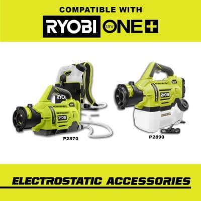 ONE+ 18V Electrostatic 1 Gal. and 0.5 Gal Sprayers Replacement Electrostatic Selector (No Nozzle)