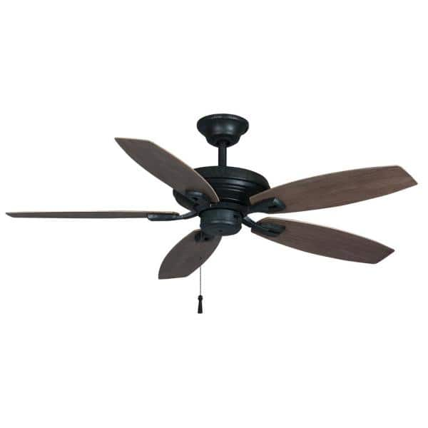 Hampton Bay North Pond 52 In Indoor, Home Depot Outdoor Fans Without Lights