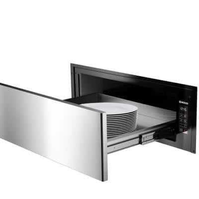 500 Series 27 in. 1.9 cu. ft. Electric Warming Drawer in Stainless Steel