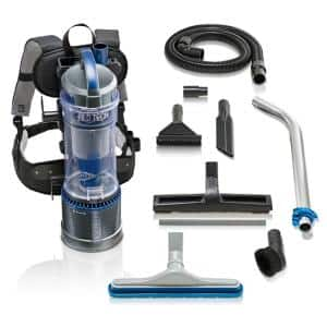 Bagless Backpack Vacuum Cleaner with Deluxe 1-1/2 in. Tool Kit