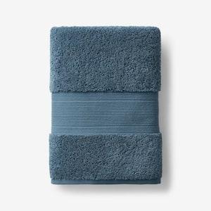 Legends Regal Storm Solid Egyptian Cotton Bath Towel