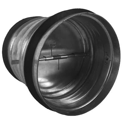 6 in. Steel Backdraft Damper