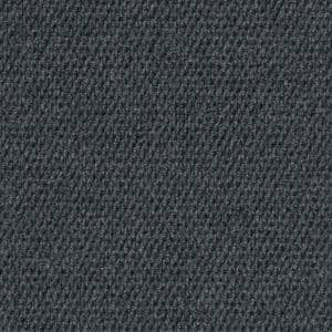 Peel and Stick Hobnail Gunmetal Texture 18 in. x 18 in. Residential Carpet Tile (16 Tiles/Case)