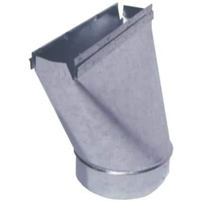 10 in. x 3-1/4 in. to 6 in. Stack Boot