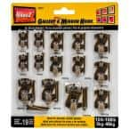 10-100 lb. Gallery Picture Hooks Value Pack