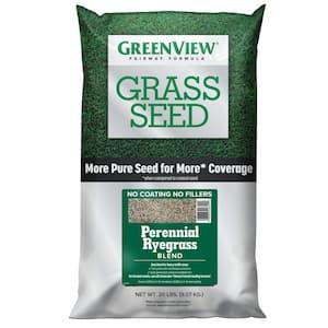 20 lbs. Fairway Formula Grass Seed Perennial Ryegrass Blend