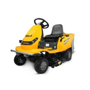 Volt-32C 32in. 72V Lithium-Ion Battery Electric Rear Engine Riding Mower With Built-In Collection System