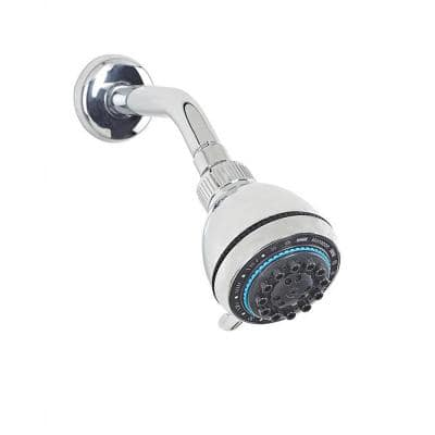 8-Function Deluxe Shower Head