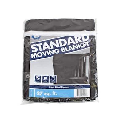 54 in. L x 72 in. W Standard Moving Blanket 10 Pack