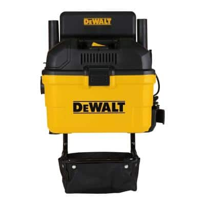 6 Gal. Portable Wall-Mounted Wet/Dry Vacuum