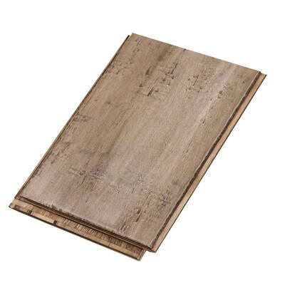 Take Home Sample - Savanna W Click Bamboo Engineered Hardwood Flooring - 5-5/16 in. x 6 in.