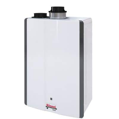 Super High Efficiency 6.5 GPM Residential 130,000 BTU Natural Gas Interior Tankless Water Heater