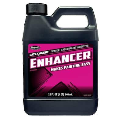 1 qt. Enhancer Latex Paint Additive