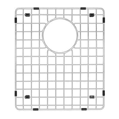 12-3/4 in. x 14-1/2 in. Stainless Steel Bottom Grid fits QT-720/QU-720