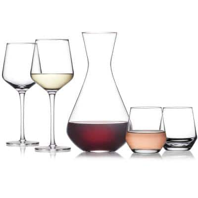 13-Piece Entertainment Glassware Set