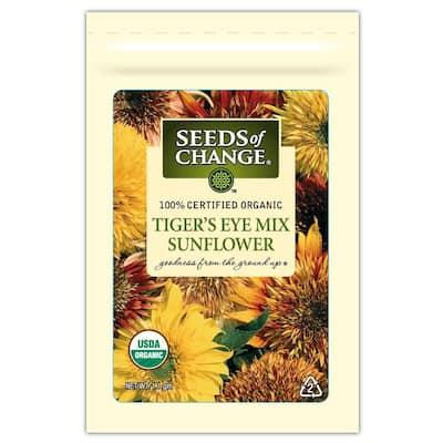 Sunflower Tiger's Eye Mix (1-Pack)