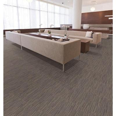 Montesa Brownstone Loop 19.7 in. x 19.7 in. Carpet Tile (20 Tiles/Case)