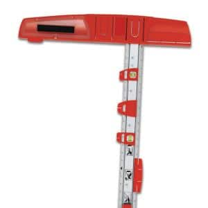 48 in. Match Mark/Level System Set with Head, Handle and Knife Guide