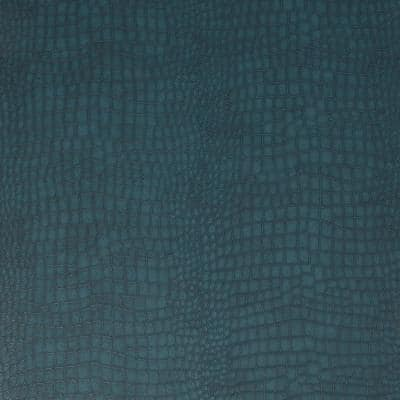 Crocodile Blue Vinyl Strippable Roll (Covers 56 sq. ft.)