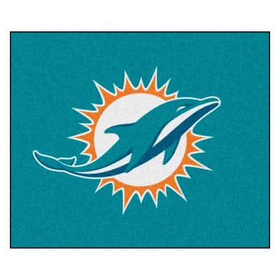 NFL - Miami Dolphins Rug - 5ft. x 6ft.