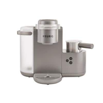 K-Cafe Special Edition Nickel Single Serve Coffee Maker