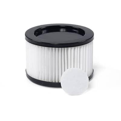 HEPA Media Filter for RIDGID Ash Vacuums, DV0500 and DV0510