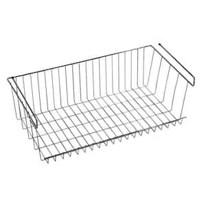 More Inside Large Under Shelf Wire Basket