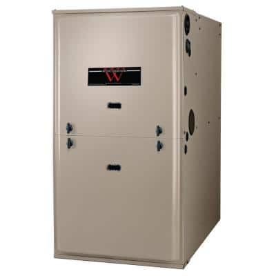80,000 BTU 96% 2-Stage Variable Speed Multi-Positional Gas Furnace