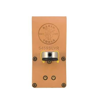 3 in. Connecting Bar Holder with Lock Collar, Beige