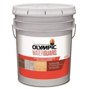 Waterguard 5 gal. Clear Multi-Surface Waterproofing Sealant