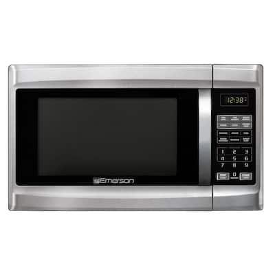 1.3 cu. ft. 1000-Watt Countertop, Stainless Steel, Microwave Oven