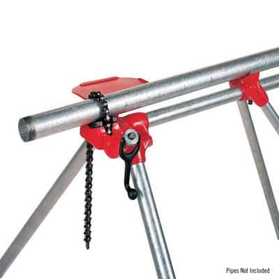 1/8 in. to 5 in. Model 560 Top Screw Stand Chain Vise