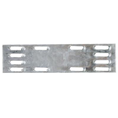 MP 1 in. x 4 in. 20-Gauge Galvanized Mending Plate