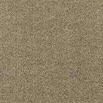 Peel and Stick Sisteron Chestnut Wide Wale 18 in. x 18 in. Residential Carpet Tile (10 Tiles/Case)