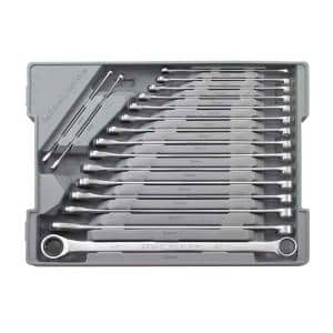 GearBox Metric Master Wrench Set (17-Piece)