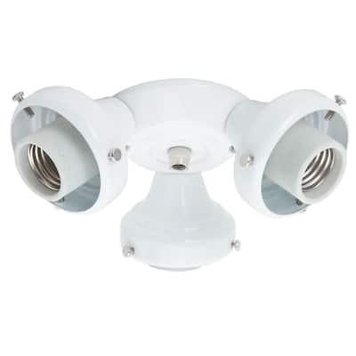 3-Light White Fitter