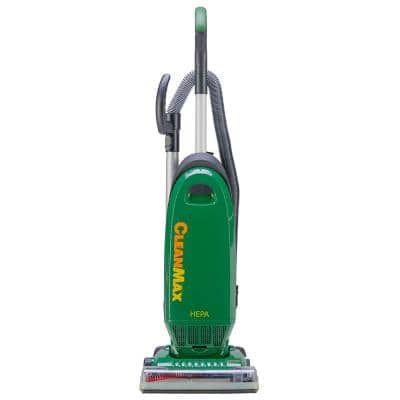 Nitro Series Corded Bagged Upright Vacuum Cleaner with Metal Brushroll and Handle
