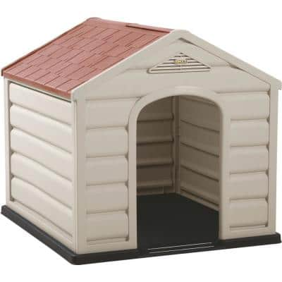 Small Breed Dog House