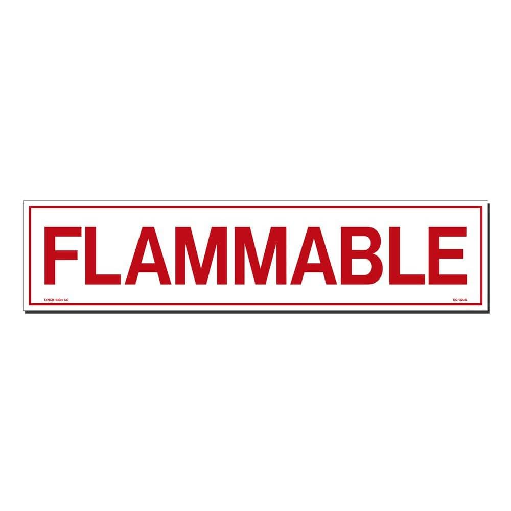 Fire Safety stainless steel Decals Metal Sign No Fire sticker