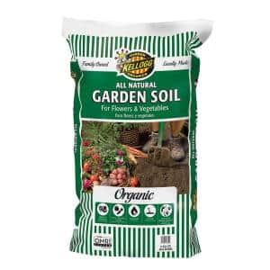 2 cu. ft. All Natural Garden Soil for Flowers and Vegetables